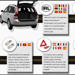 Compulsory Equipment for Driving in Europe
